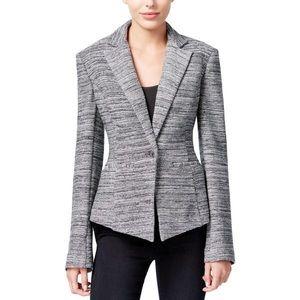 Rachel Roy marled tweed blazer 2